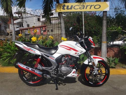 Imagen 1 de 11 de Motos Suzuki Hj Cool 150