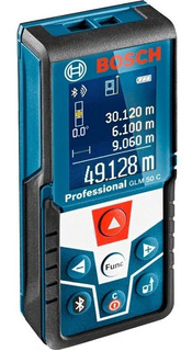 Medidor Láser Bosch Glm 50 C Bluetooth / Envio Gratis
