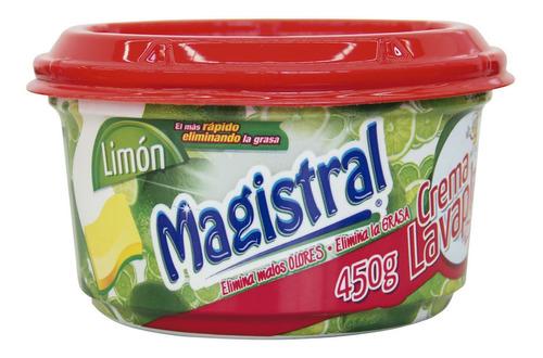 Jabon Lavaplatos Crema Limon Machi - Unidad a $4500