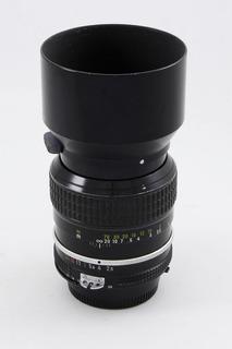 Nikon 105 2.5 Ai Con Parasol
