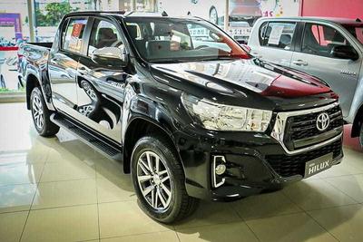 Toyota - Hilux Cd Dsl 4x4 Srv At 19/20 2019