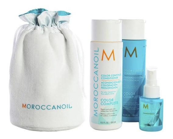 Moroccanoil Kit Spring Color Complete