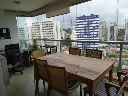Apartamento Com 1 Dormitório À Venda, 64 M² Por R$ 848.000 - Perdizes - São Paulo/sp - Ap26931