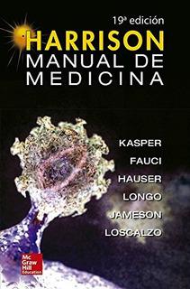 Harrison. Manual De Medicina Interna 19 Ed.