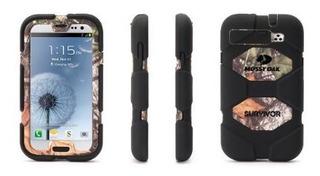 Griffin Survivor Case Para Samsung Galaxy S Iii Retail Packa