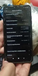 Xiaomi Mi 8 Lite 6gb Ram 128 Gb Memoria Libre