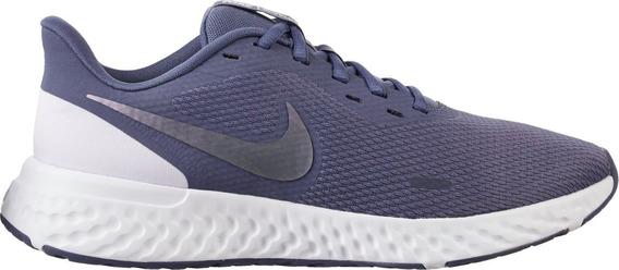 Tenis Nike Revolution 5 Mujer Bq3207-500