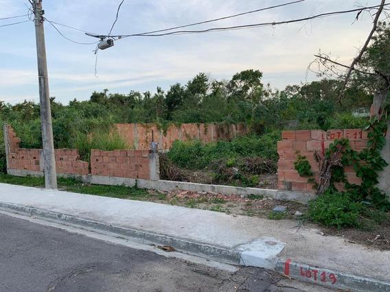 Terreno Em Piratininga, Niterói/rj De 0m² À Venda Por R$ 110.000,00 - Te275322