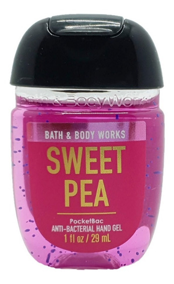 Antibacterial Hand Gel Bath & Body Works Sweet Pea 29 Ml