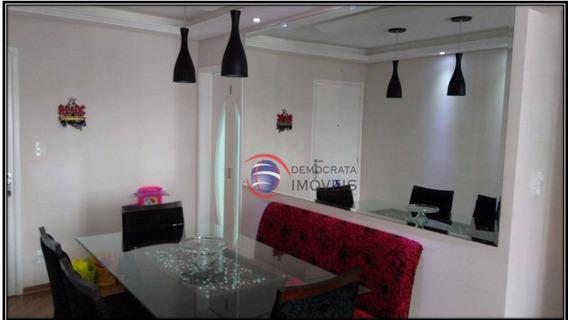 Apartamento Para Venda, Jardim Utinga, Santo André - Ap2135. - Ap2135