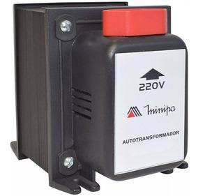 Conversor E Transformador De Voltagem Bivolts Minipa 1010va