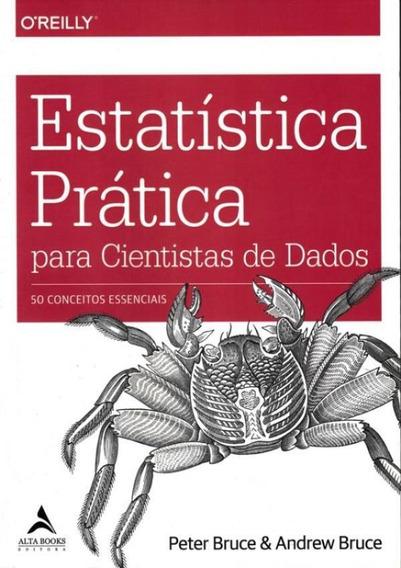 Estatistica Pratica Para Cientistas De Dados - 50 Conceito