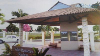 Terreno Residencial À Venda, Villas Residence, Surubim. - Te0060