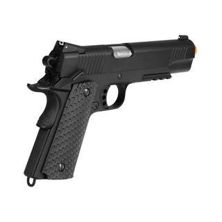 Pistola Colt 1911 Full Metal Airsoft Spring M291 230 Fps