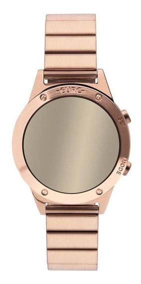 Relógio Euro Feminino Ff Reflexos Rosé - Eujhs31bac/4d