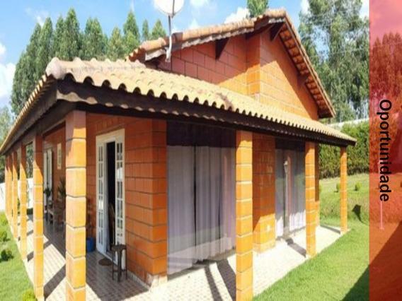 Chácara À Venda Em Condomínio, Itú - Sp - Ch00046 - 68120695