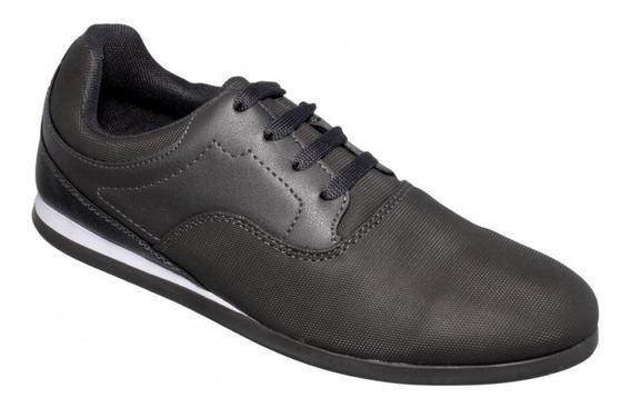 Zapatos Casuales Hombre Marca Dorothy Gaynor Simipiel Oxfor