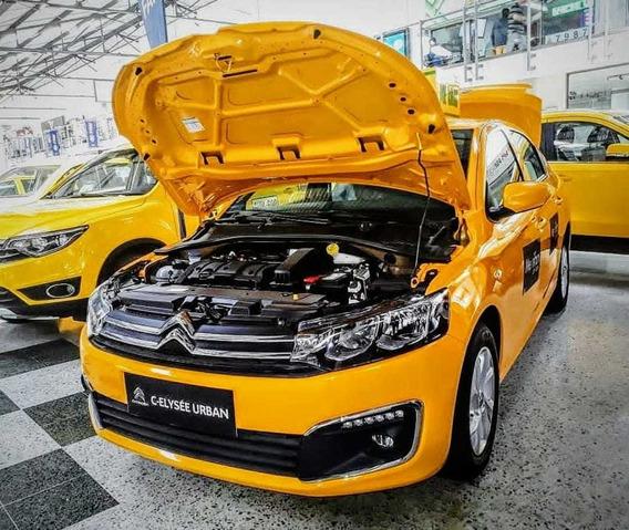 Citroën C-elysée Versión Mecánico (taxi)