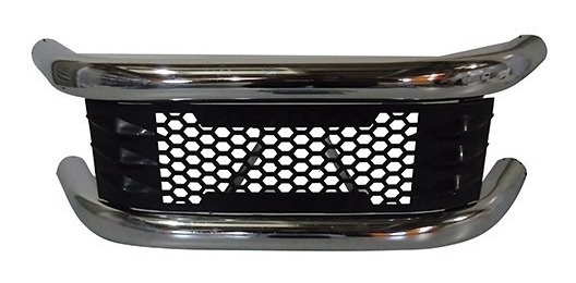 Protetor Tanque Dianteiro Yamaha Factor 125 Cromado