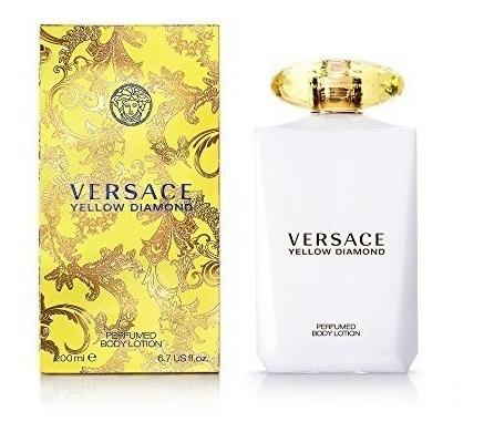 Versace Yellow Diamond De Versace Para Mujer 6.7 Oz Body