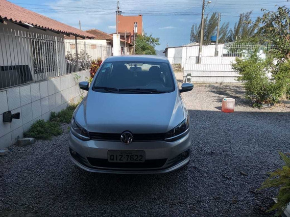 Volkswagen Fox Connect I-motion 1.6 - 2018