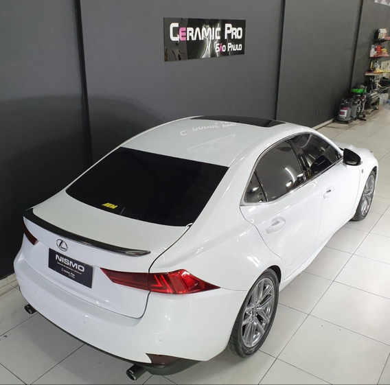 Lexus Is-f Sport 2014 Blindado