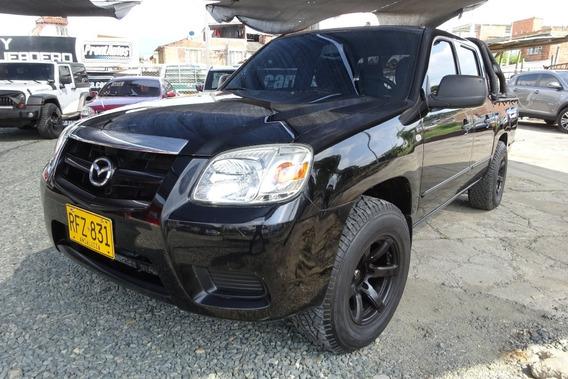 Mazda Bt50 Doble Cabina 4x2 Gasolina Negra Mod 2011