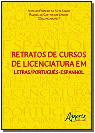 Retratos De Cursos De Licenciatura Em Letras-portu