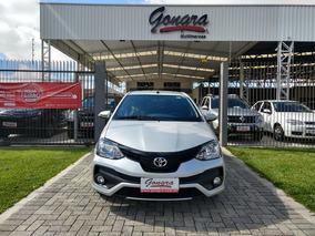 Toyota Etios X Plus 1.5 Aut 2019