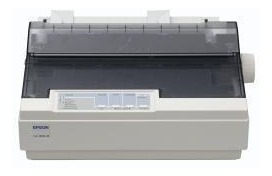 Impressora Matricial Epson Lx-300 +