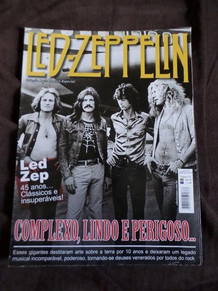 Revista Poster Led Zeppelin