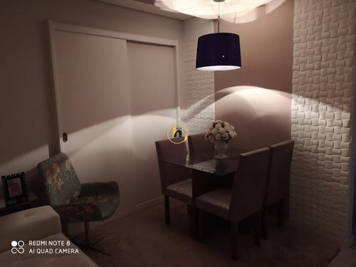 Apartamento Com 2 Quartos Para Comprar No Heliópolis Em Belo Horizonte/mg - Ec17559