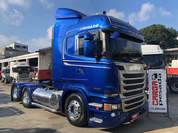 Scania R480 R 480 Streamline 6x2 Aut.= Fh460 540 R440 420