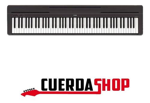 Imagen 1 de 6 de Teclado Piano Digital Yamaha P45 88 Teclas Pedal Y Fuente