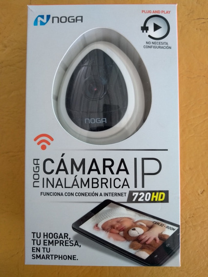 Camara Inhalambrica Interior Nueva