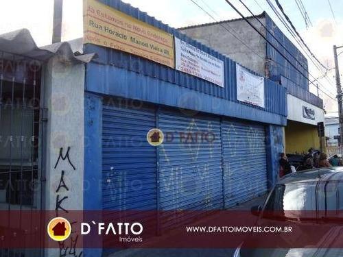 Salão Comercial À Venda, Jardim Rosa De Franca, Guarulhos - Sl0009. - Sl0009