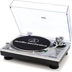 6m Gar Toca Discos Audio-technica At-lp120 Lp 120 (technics)