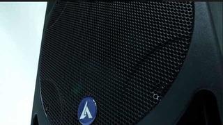 Bafle 15 Auto Amplificado Audiolab Forge 15a