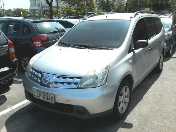 Nissan Grand Livina 1.8s
