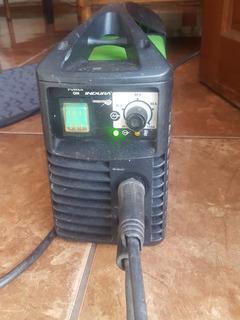 Soldadora -inversora Indura 100 Amp. Modelo Weld Fr 100