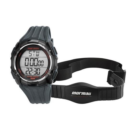 Relógio Monitor Cardíaco Mormaii - Mo11558a/8r