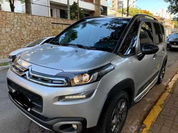 Citroën Aircross 2017 1.6 16v Shine Flex Aut. 5p
