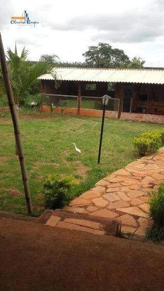 Chácara Com 1 Dormitório À Venda, 13000 M² Por R$ 400.000 - Km 12 - Gameleira De Goiás/go - Ch0051