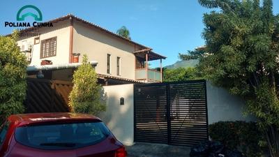 Casa 3q. Condomínio Aldeia- Piscina/ Churrasqueira - 205