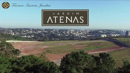 Lotes A Venda Em Jundiaí -  Jardim Atenas - Te00001 - 33105175