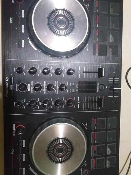 Pioneer Ddj Sb2 Dos Canales + Auriculares Sony.