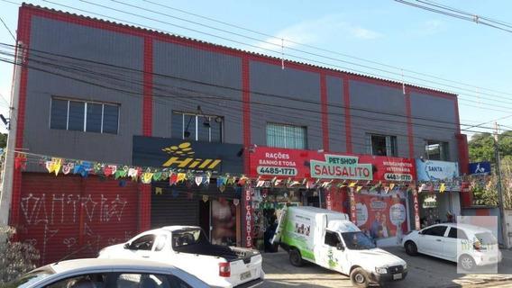 Salão Comercial Para Locação, Vila Machado, Mairiporã. - Sl0017
