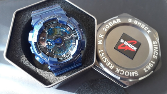 Relógio Casio Gshock Ga110nm Original!