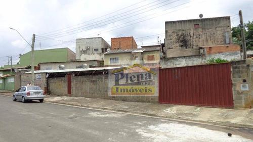 Barracão  Comercial À Venda, Parque Silva Azevedo (nova Veneza), Sumaré. - Ba0151