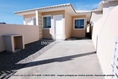 Casa Residencial 2 Dormitórios - Forquilhas, São José / Santa Catarina - 3654